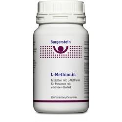BURGERSTEIN L-Methionin Tabl 100 Stk