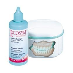 ECOSYM Aufbewahrungsbox fr die Zahnprothese