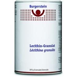 BURGERSTEIN Lecithin Granulat Ds 397 g