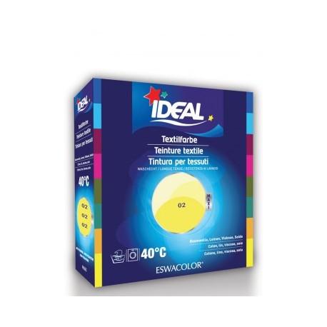 IDEAL MAXI Baumwolle Color No02 citron