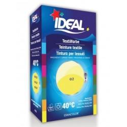IDEAL MINI Baumwolle Color No02 citron