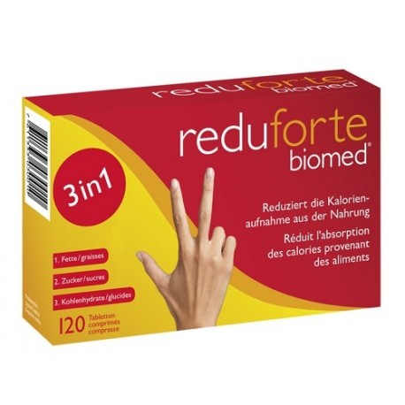 REDUFORTE Biomed Tabl 120 Stk