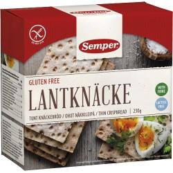 SEMPER Lantknäcke glutenfrei 230 g