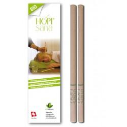 HOPISANA Ohrenkerzen grün Harmonie 2 Stk