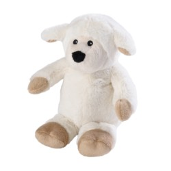 BEDDY BEAR Wärme Stofftier Mini Schaf beige