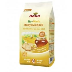 HOLLE Bio MINIS Babyzwieback 100 g