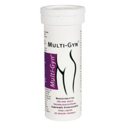 MULTI-GYN Brausetablette 10 Stk