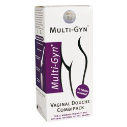 MULTI-GYN Vaginaldusche + Brausetabl CombiPack
