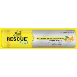 RESCUE Plus Bonbon 10 Stk