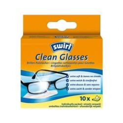 SWIRL Brillen Putztücher A10