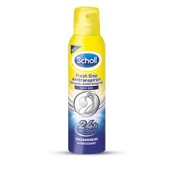 SCHOLL Fuss Deo Antitranspirant Aeros Spr 150 ml