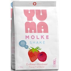 YUMA Molke Erdbeer-Himbeer Btl 750 g