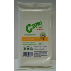 CAMI MOLL intime Feuchttcher refill 100 Stk