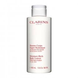 CLARINS CORPS Baume Corps Super Hydratant 400ml