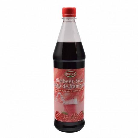 MORGA Himbeer Sirup m Fruchtzucke Petfl 7.5 dl
