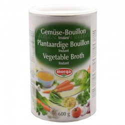 MORGA Gemüse Bouillon inst Ds 600 g