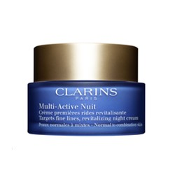 CLARINS MULTI ACT Nuit Pn/Pm 50ml