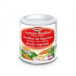 MORGA Gemüse Bouillon fettfrei Ds 150 g