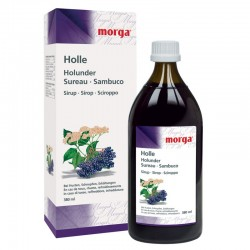 MORGA Holunder Sirup 380 ml