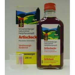 SCHÖNENBERGER Artischocken Saft 200 ml
