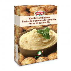 MORGA Kartoffelpurée Bio Knopse 150 g
