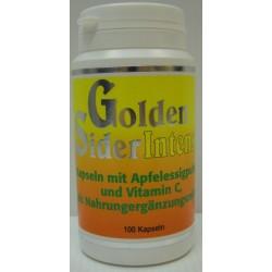 GOLDENSIDER INTENSE Apfelessig Kaps 100 Stk