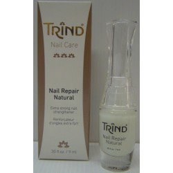TRIND Nail Repair Nagelhärter Natural Glasfl 9 ml