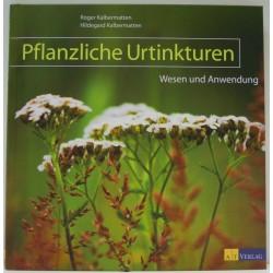 CERES Buch Pflanzliche Urtinkt Wesen und Anwendung
