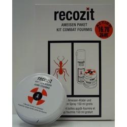 RECOZIT Ameisenpaket Akt mit gratis Spray