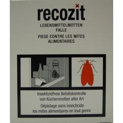 RECOZIT Lebensmittel Mottenfalle 2 Stk