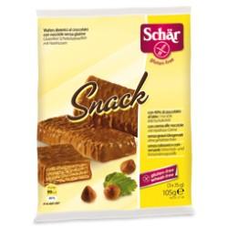 SCHÄR Snack m Schokolade glutenfrei 3 x 35 g