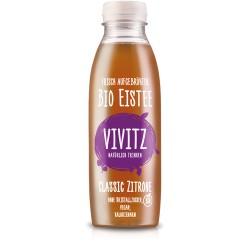VIVITZ Bio Eistee Classic Zitrone 0.5 lt