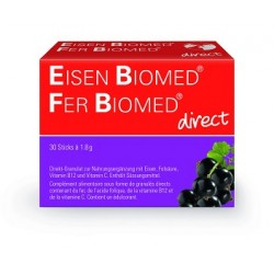 EISEN BIOMED direct Gran Sticks 30 Stk