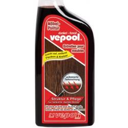 VEPOOL Möbelpflege liq dunkel 300 ml