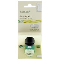 AROMALIFE TOP Lemongras-5 Žth/™l Fl 5 ml