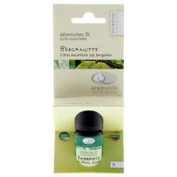 AROMALIFE TOP Bergamotte-6 Žth/™l Fl 5 ml