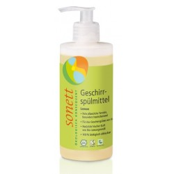 SONETT Geschirrspülmittel Lemon Pumpspender 300 ml