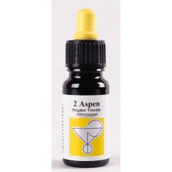 ODINELIXIR Aspen Blütenkonz Dr Bach 2 10 ml