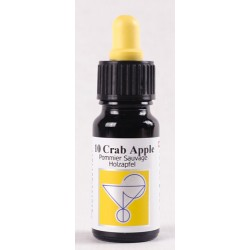 ODINELIXIR Crab Apple Blütenkonz Dr Bach 10 10 ml
