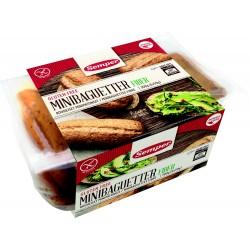 SEMPER Mini Baguette Fibre glutenfrei 6 x 50 g