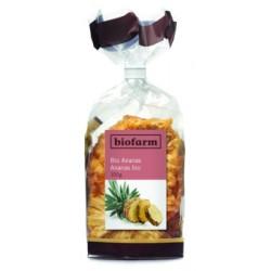 BIOFARM Ananasringe Btl 100 g