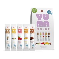 YUMA Molke Stick-Pack mixed 14x25g