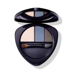 DR HAUSCHKA Eyeshadow Trio 01 sapphire 4.4 g