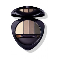 DR HAUSCHKA Eye&Brow Palette 01 stone 5.3 g