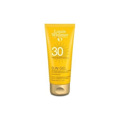 WIDMER Sun Gel 30 Unparf 100 ml
