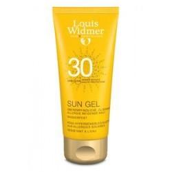 WIDMER Sun Gel 30 Leicht Parf 100 ml