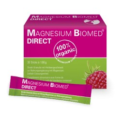 MAGNESIUM BIOMED direct Gran Stick 30 Stk