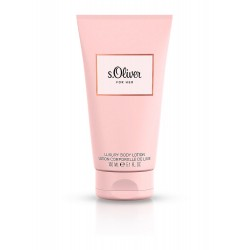S OLIVER FOR HER Luxury Body Lotion 150 ml
