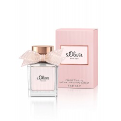 S OLIVER FOR HER EDT Nat Spr 30 ml