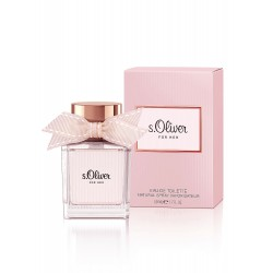 S OLIVER FOR HER EDT Nat Spr 50 ml
